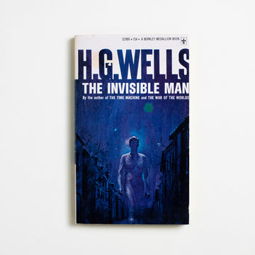 The Invisible Man (Berkley Medallion) by H.G. Wells, Berkley Medallion Books, Paperback from A GOOD USED BOOK.  1964 12th Printing Genre