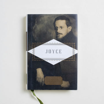 Joyce: Poems and a Play by James Joyce, Everyman's Library, Very Small Hardcover w. Dust Jacket from A GOOD USED BOOK. James Joyce was an aquarius. 2014 No Stated Printing Literature Anthology, Plays