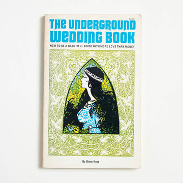 The Underground Wedding Book by Diane Reed, Price/Stern/Sloan Publishers, Trade Softcover from A GOOD USED BOOK.
