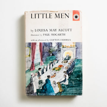 Little Men (Hardcover) by Louisa May Alcott, Macmillan Publishers, Hardcover w. Dust Jacket from A GOOD USED BOOK.  1963 No Stated Printing Classics