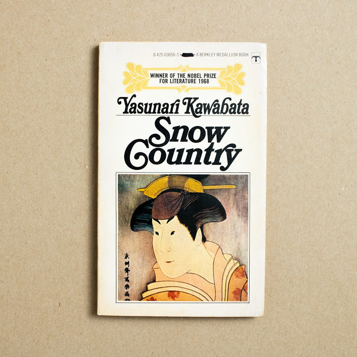Snow Country by Yasunari Kawabata, Snow Country, Paperback from A GOOD USED BOOK.