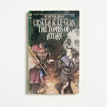 The Tombs of Atuan by Ursula K. Le Guin, Bantam Books, Paperback from A GOOD USED BOOK.