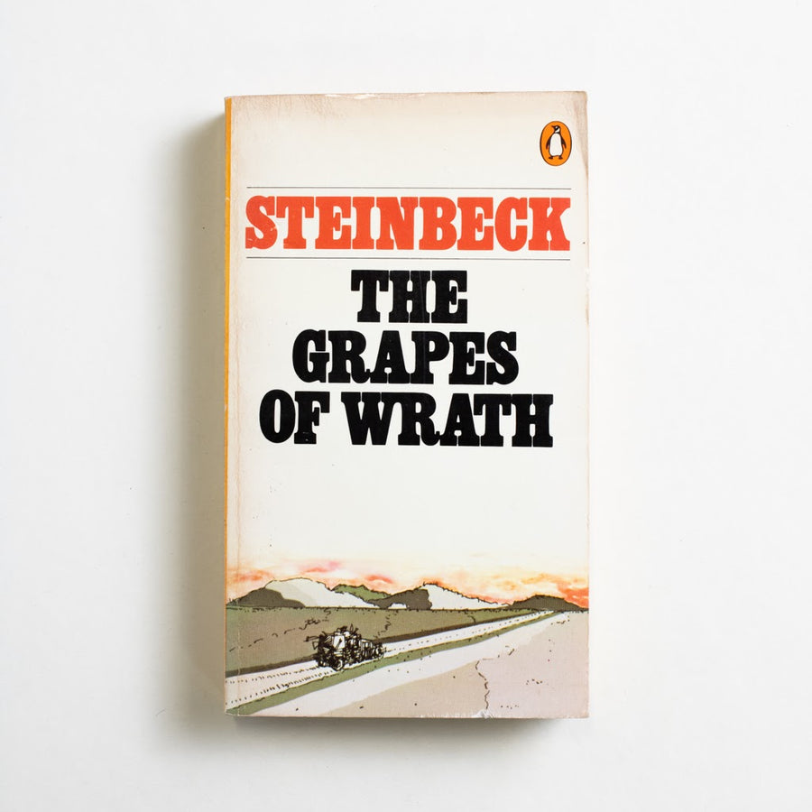 The Grapes of Wrath by John Steinbeck, Penguin Books, Paperback from A GOOD USED BOOK.