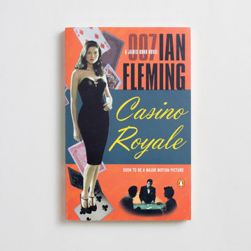 Casino Royale (Trade) by Ian Fleming, Penguin Books, Trade Softcover from A GOOD USED BOOK.  2000 11th Printing Genre James Bond