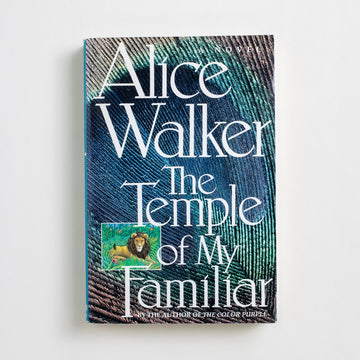 The Temple of My Familiar (First Edition Softcover) by Alice Walker, Harcourt Brace Jovanovich , Large Trade Softcover from A GOOD USED BOOK.