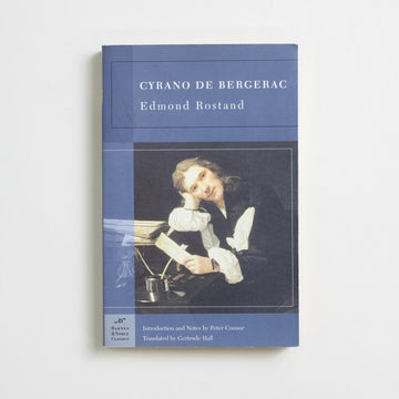 Cyrano de Bergerac (Trade) by Edmond Rostand, Barnes and Noble Books, Trade Softcover from A GOOD USED BOOK.  2004 5th Printing Classics
