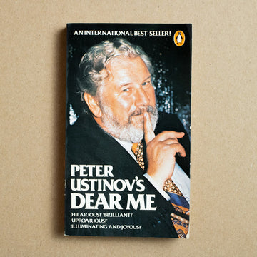 Dear Me by Peter Ustinov, Penguin Books, Paperback from A GOOD USED BOOK.