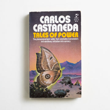 Tales of Power by Carlos Castaneda, Pocket Books, Paperback from A GOOD USED BOOK.