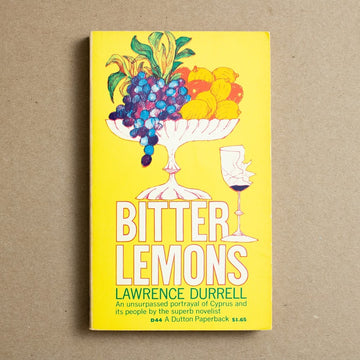 Bitter Lemons by Lawrence Durrell, E.P. Dutton, Paperback from A GOOD USED BOOK.
