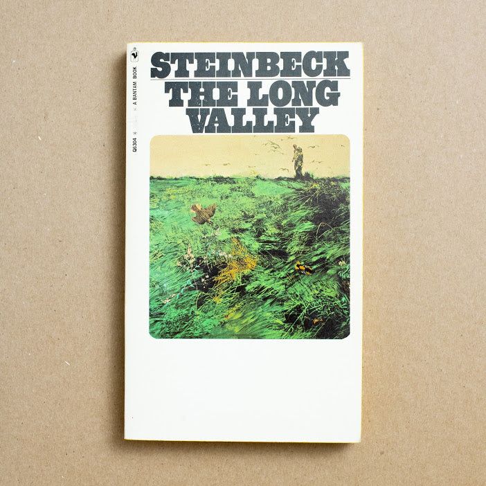 The Long Valley by John Steinbeck, Bantam Books, Paperback from A GOOD USED BOOK.