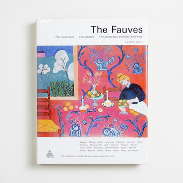 The Fauves by Gaston Diehl, Harry N. Abrams, Oversize Hardcover w. Dust Jacket from A GOOD USED BOOK. Gauguin, Matisse, Mondrain, Dufy, Manguin, Friesz, Kandinsky, Braque, Marinot, and more 1975 No Stated Printing Art