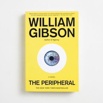 The Peripheral by William Gibson, Berkley Books, Trade Softcover from A GOOD USED BOOK.  2014 7th Printing Genre Contemporary