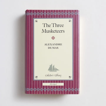 The Three Musketeers (Collector's Library) by Alexander Dumas, Barnes and Noble Books, Small Hardcover w. Dust Jacket from A GOOD USED BOOK.  2004 2nd Printing Classics