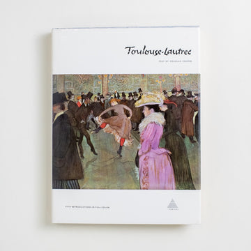 Toulouse-Lautrec by Douglas Cooper, Harry N. Abrams, Oversize Hardcover w. Dust Jacket from A GOOD USED BOOK. Henri de Toulouse-Lautrec was one of the Paris Post-Impressionists. In 2005, one of his early paintings sold at Christie's for $22.4 million. 1966 No Stated Printing Art