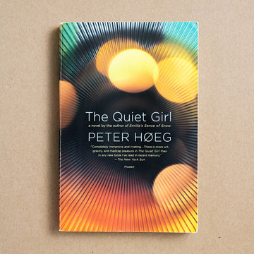 The Quiet Girl by Peter Hoeg, Picador, Trade Softcover from A GOOD USED BOOK.