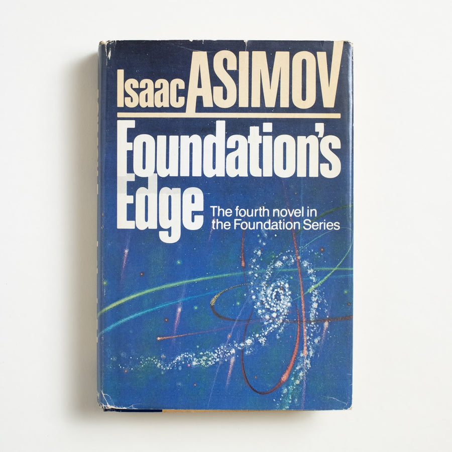 Foundation's Edge by Isaac Asimov, Doubleday and Company, Hardcover w. Dust Jacket from A GOOD USED BOOK.  1982 No Stated Printing Genre