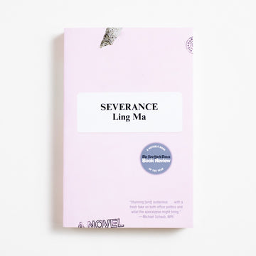 Severence by Ling Ma, Picador, Trade Softcover from A GOOD USED BOOK.  2019 8th Printing Literature AAPI, Asian American Literature, Chinese American