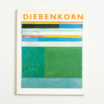Richard Diebenkorn by John Elderfield, Whitechapel, Large Trade Softcover from A GOOD USED BOOK. An abstract expressionist painter, Diebenkorn  was greatly influenced by everyone from Edward Hopper to Henry Matisse. Born in Portland, he spent much of his working life in California.  1991 No Stated Printing Art