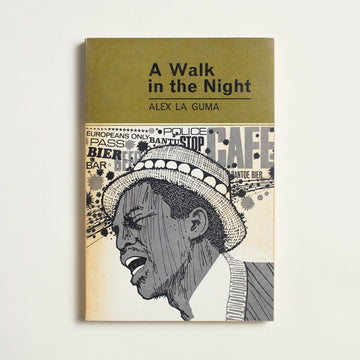 A Walk in the Night by Alex La Guma, Northwestern University Press, Trade Softcover from A GOOD USED BOOK.