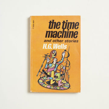 The Time Machine and Other Stories (T 530) by H.G. Wells, Scholastic Publishing, Paperback from A GOOD USED BOOK.