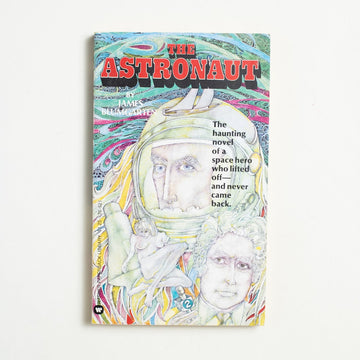 The Astronaut by James Blumgarten, Warner Books, Paperback from A GOOD USED BOOK.  1974 1st Printing Genre