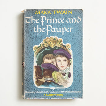 The Prince and the Pauper by Mark Twain, The World Publishing Company, Hardcover w. Dust Jacket from A GOOD USED BOOK.  1948 No Stated Printing Classics