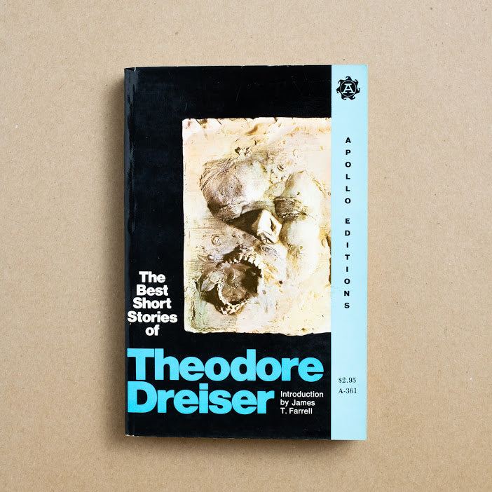 The Best Short Stories  by Theodore Dreiser, Apollo Editions, Trade Softcover from A GOOD USED BOOK.