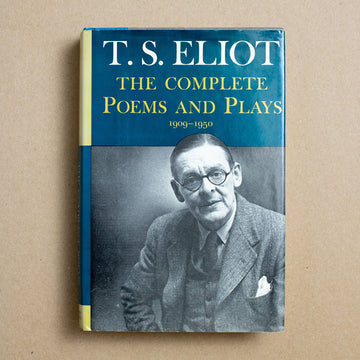 The Complete Poems and Plays by T. S. Eliot, Harcourt, Brace & World, Hardcover w. Dust Jacket from A GOOD USED BOOK.