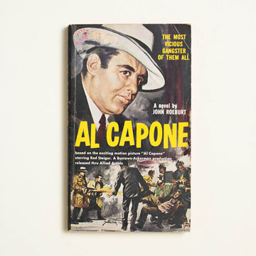 Al Capone by John Roeburt, Pyramid Books, Paperback from A GOOD USED BOOK.