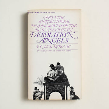 Desolation Angels by Jack Kerouac, Bantam Books, Paperback from A GOOD USED BOOK.