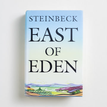 East of Eden (Book-of-the-Month Club) by John Steinbeck, Book-of-the-Month Club, Hardcover w. Dust Jacket from A GOOD USED BOOK. Considered by Steinbeck to be his own magnum opus, he once said of this novel: