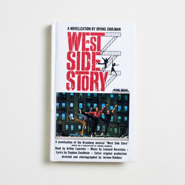West Side Story (Permabound) by Irving Shulman, Pocket Books, Permabound from A GOOD USED BOOK.  1967 38th Printing Genre