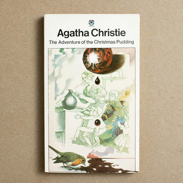 The Adventure of the Christmas Pudding by Agatha Christie, Fontana Books, Paperback from A GOOD USED BOOK.