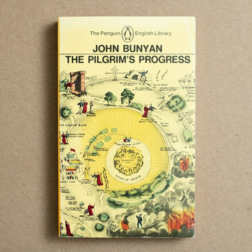 The Pilgrim's Progress by John Bunyan, Penguin Books, Paperback from A GOOD USED BOOK.