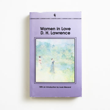Women in Love by D.H. Lawrence, Bantam Books, Paperback from A GOOD USED BOOK. First edition copies of