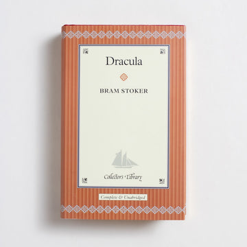 Dracula (Collector's Library) by Bram Stoker, Barnes and Noble Books, Small Hardcover w. Dust Jacket from A GOOD USED BOOK.  2003 6th Printing Classics