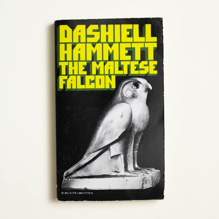 The Maltese Falcon by Dashiell Hammett, Vintage Books, Paperback from A GOOD USED BOOK.