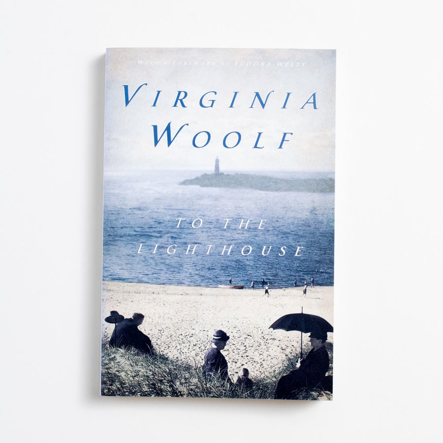To The Lighthouse (Trade) by Virgina Woolf, Harcourt, Trade Softcover from A GOOD USED BOOK.  1981 No Stated Printing Classics Women's Literature