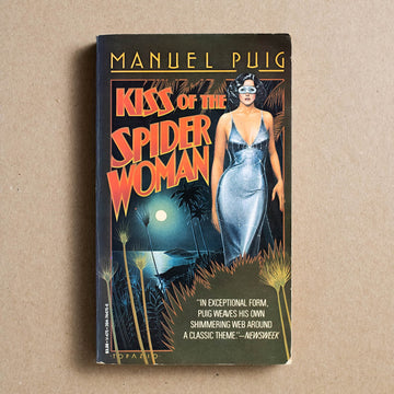 Kiss of the Spider Woman by Manuel Puig, Vintage Books, Paperback from A GOOD USED BOOK.