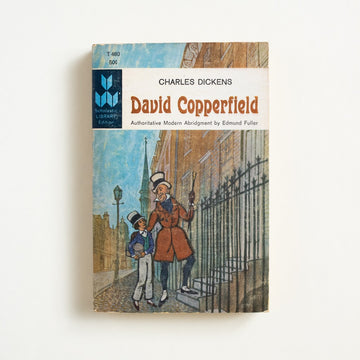 David Copperfield (Scholastic) by Charles Dickens, Scholastic Publishing, Paperback from A GOOD USED BOOK.