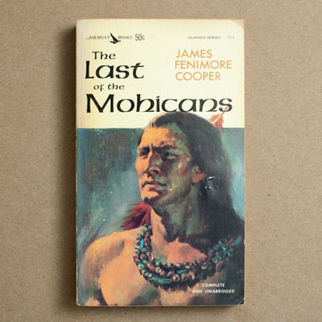 The Last of the Mohicans by James Fenimore Cooper, Airmont Classics, Paperback from A GOOD USED BOOK.