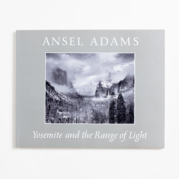 Yosemite and the Range of Light (Softcover) by Ansel Adams, Little Brown and Company, Trade Softcover from A GOOD USED BOOK.