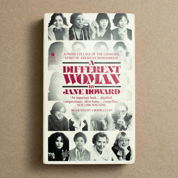 A Different Woman edited by Jane Howard, Avon Books, Paperback from A GOOD USED BOOK.