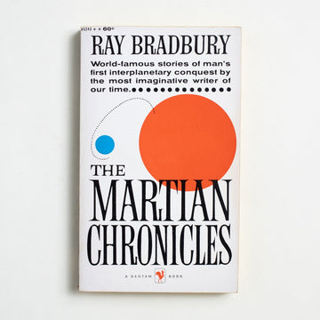 The Martian Chronicles (H3243) by Ray Bradbury, Bantam Books, Paperback from A GOOD USED BOOK.  1966 11th Printing Genre Fiction