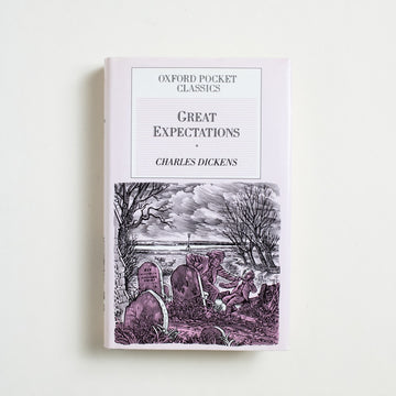 Great Expectations (Oxford Pocket) by Charles Dickens, Avenel Books, Very Small Hardcover w. Dust Jacket from A GOOD USED BOOK. If you were to take