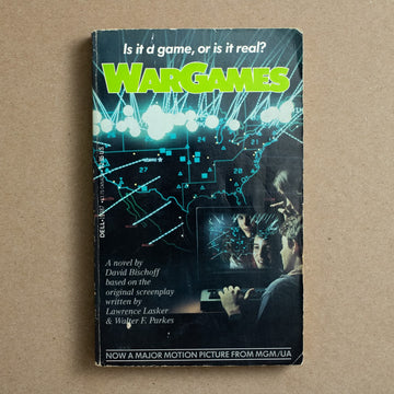 War Games by David Bischoff, Dell Publishing, Paperback from A GOOD USED BOOK.