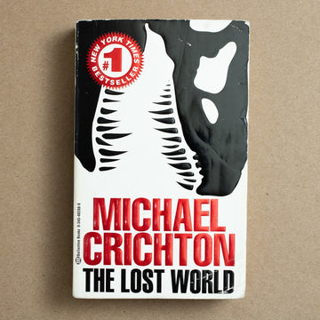 The Lost World by Michael Crichton, Ballantine Books, Paperback from A GOOD USED BOOK.