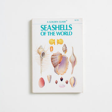 Seashells of the World by Herbert S. Zim, Golden Press, Paperback from A GOOD USED BOOK.  1962 No Stated Printing Non-Fiction Field Guides