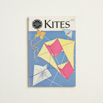 Kites by Wyatt Brummitt, Golden Press, Paperback from A GOOD USED BOOK.  1971 No Stated Printing Culture Crafts