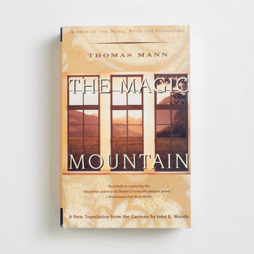 The Magic Mountain (Trade) by Thomas Mann, Vintage Books, Trade Softcover from A GOOD USED BOOK. Mann, who was vocal in his opposition to Nazism and brilliant in his fiction, was a crucial inspiration to Yukio Mishima and numberless other writers. 1995 26th Printing Classics